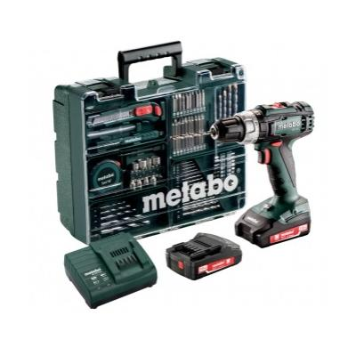 METABO KLOPBOORM. SB 18 L SET MOBILE WS