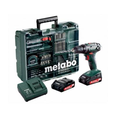 METABO PERCEUSE BS 18 SET
